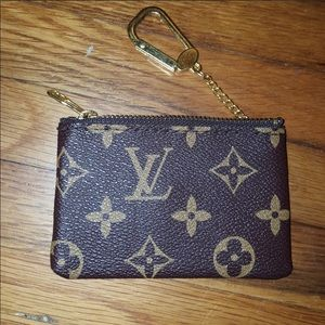 key chain coin purse inspired